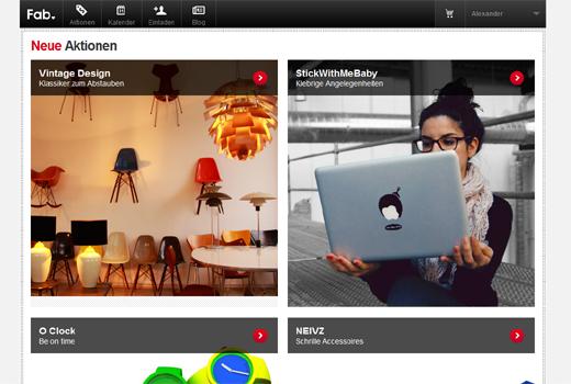 Fab.com übernimmt Casacanda – Fab.de geht an den Start