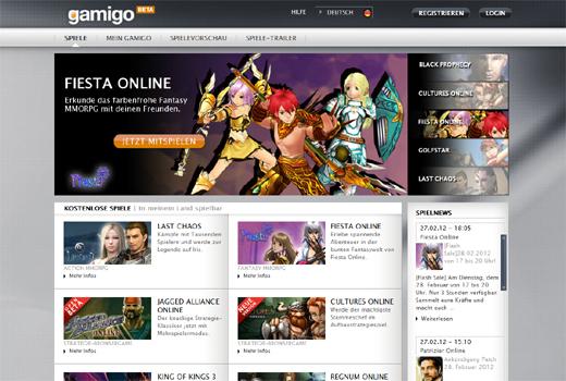 Springer verkauft Spieledienst gamigo an Samarion