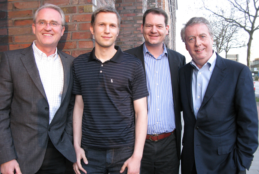 Sarik Weber tritt als Geschäftsführer von Hanse Ventures ab