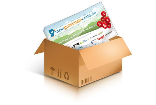 Das Mein Gutscheincode-Gutscheinheft: Kostengünstig mit Paketbeilagen offline werben und Verkäufe steigern (Anzeige)