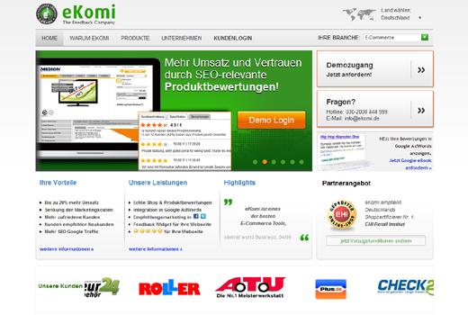 Kurzmitteilungen: eKomi, iVentureCapital, KidsDeal, FamilyDeal, YourFirm, Hamburg Games Conference