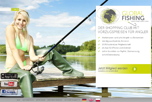 5 neue Start-ups: Global-Fishing, RankSider, Lebepur, twindepot, woosp.me