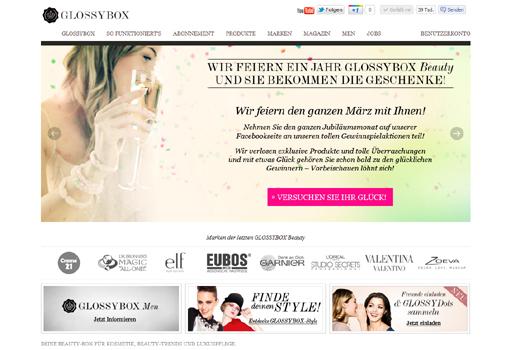 US-Milliardär Leonard Blavatnik investiert in Glossybox
