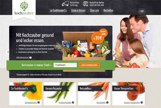 5 neue Start-ups: Kochzauber, aklamio, tweek, Indienrad, abilife