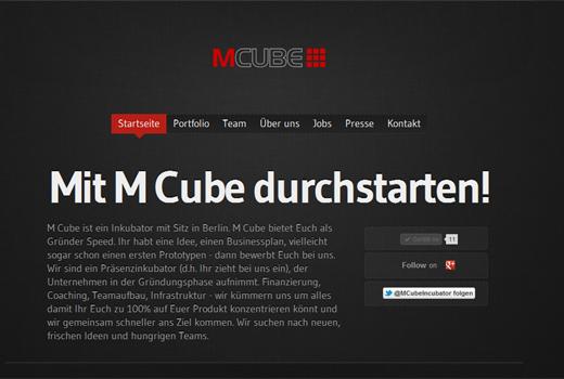 Noch ein Inkubator: Check24-Gründer starten M Cube