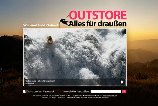 Outstore steht in den Startlöchern – Michael Munz und Johannes Altmann planen Outdoor-Shop