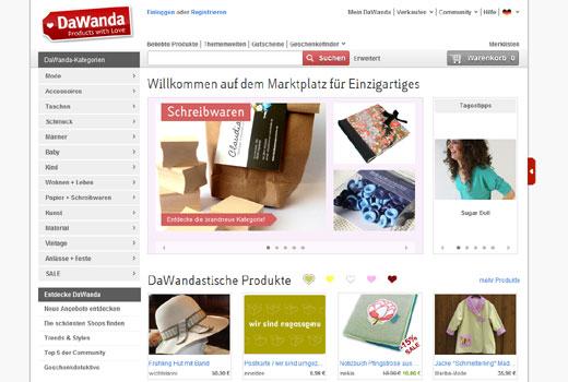 Großes Millionenfest in Berlin: Insight Venture steigt bei DaWanda ein