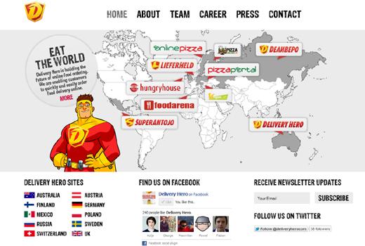 Delivery Hero holt sich 25 Millionen Euro und übernimmt OnlinePizza-Gruppe