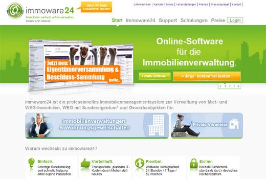 Kurzmitteilungen: immoware24, madvertise, Crowd Guru, Mister Spex, exploreB2B