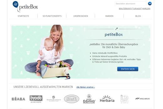 5 neue Start-ups: petiteBox, Emplido, KochAbo.at, Impuls-Diät, Was gab ich?