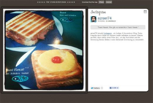 Was bedeutet die Übernahme von Instagram durch Facebook für tadaa und EyeEm?