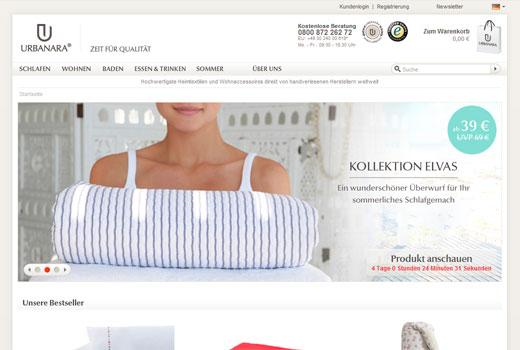 Blumberg Capital investiert in Urbanara – Shop sammelt 3,5 Millionen Euro ein