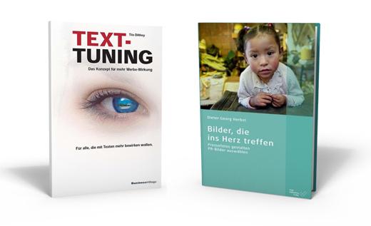 Zwei Bücher legen ein solides Fundament für exzellente Unternehmenskommunikation