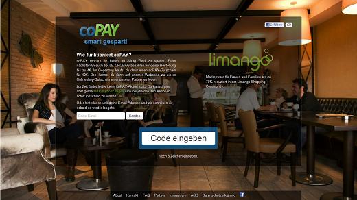 Gratis-Kaffee gegen Gutscheinkauf: Copay stellt neues Couponing-Konzept vor
