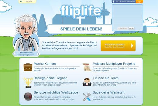 KaiserGames übernimmt Fliplife