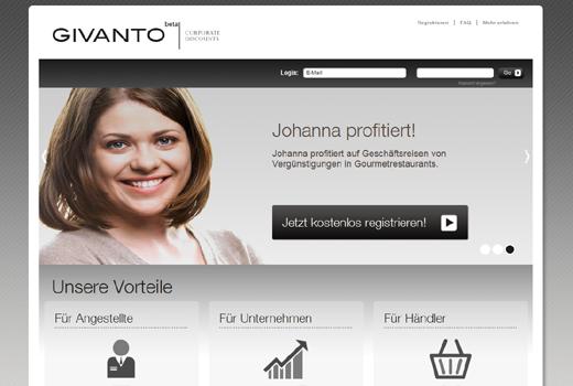 Founderslink startet Givanto und Netzsieger