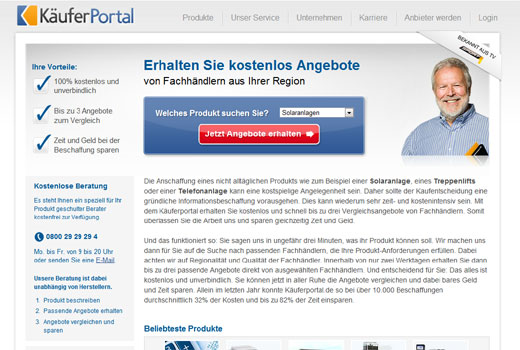 Family's Venture Capital investiert in Käuferportal