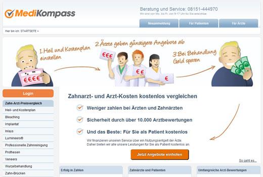 Kurzmitteilungen: GMPVC, MediKompass, mokono, Netzpiloten, yourPainting