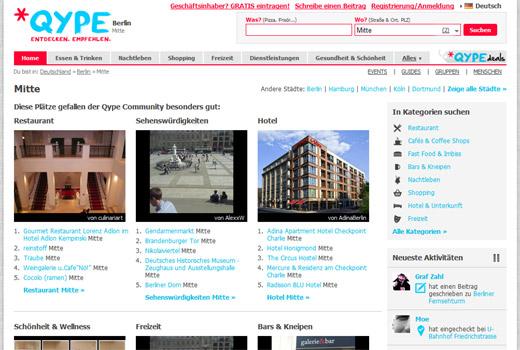 """Qype zeigt Yelp die lange Nase: """"Bieten Werbekunden 20-mal mehr Reichweite als Yelp"""""""