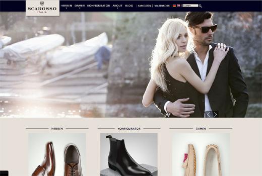 Scarosso sammelt Kapital ein – Bekannte Engel investieren in Shop für Maßschuhe