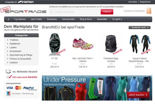 Kurzmitteilungen: sporTrade, reBuy.de, Hasso Plattner, Linguee, Wayra, hub:raum