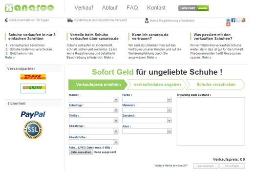 5 neue Start-ups: xanaroo, I am fair, Seminar2go, Wellwide, Punkt & Komma