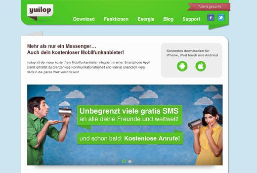 Messengerdienst yuilop sammelt von Shortcut Ventures und Co. 4,5 Millionen Euro ein