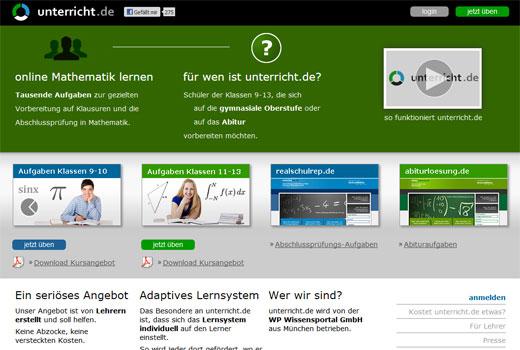 Unterricht.de und lerndocheinfach.de – 2 Startups im Boom-Segment Online lernen