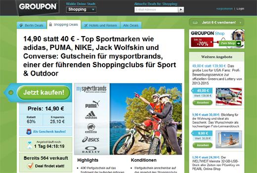 Daniel Glasner und Philipp Magin verlassen Groupon
