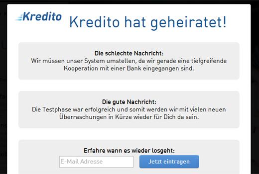 Kredito zieht weitere bekannte Investoren an – Neuer Ableger Zertifikato.com startet
