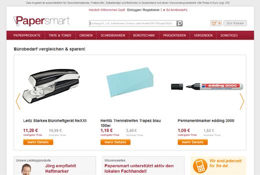 5 neue Start-ups: Papersmart, textil-ankauf.com, Silingo, Snipscan, Fameside