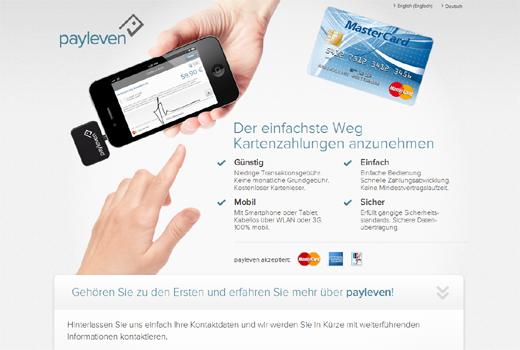 Mobile Payment-Dienst payleven sammelt zweistelligen Millonenbetrag ein