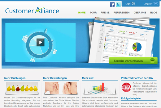 3 neue Deals: Customer Alliance, Vorlagen.de, 003.ru
