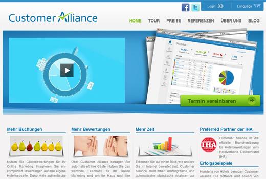 3 neue Deals: Customer Alliance, Vorlagen.de, 003.ru