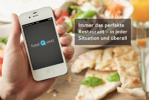 5 neue Start-ups: Foodquest, Solvish, WellnessBooking, Wildsterne, arneli