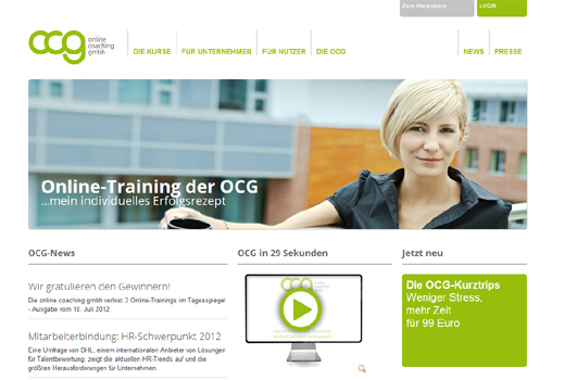 5 neue Start-ups: OCG, Starmeo, Neodau, Perfect Select, celapp