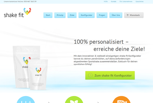 5 neue Start-ups: shake fit, 7Sachen, Patchmatch, Lunchtime.de, voodle