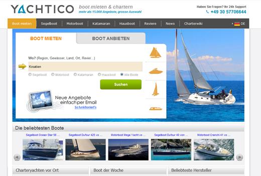 Start-up-Streit: Yachtico gewinnt Markenstreit – Verfahren gegen Lieferheld eingestellt