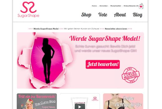 SugarShape –  BHs für Frauen mit weiblichen Kurven