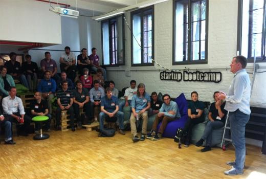 100.000 Euro für ein Berliner Team: German Startups Group unterstützt Startup Boot Camp: