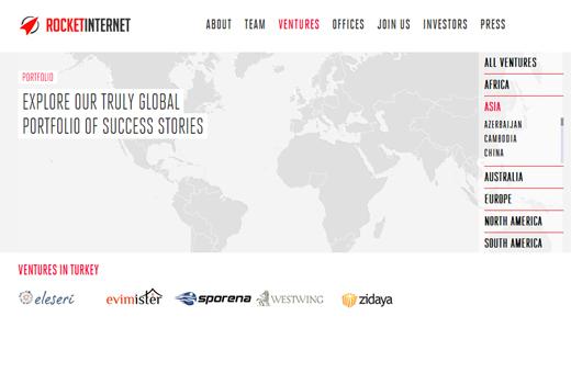 Auf Wiedersehen! Rocket Internet zieht sich komplett aus der Türkei zurück