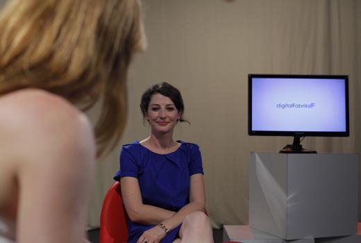 digitalFabrik – Der interaktive Talk über die Start-up-Szene – startet am Montag