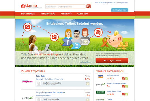 5 neue Deals: aklamio, Meetrics, Sport-ID, efamous, Products-Up, PocketTaxi