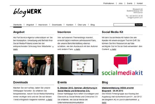 Weka übernimmt Blogwerk und damit netzwertig.com, neuerdings.com und Co.