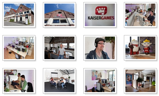 Hausbesuch bei KaiserGames
