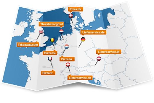Pizza aus Holland: Takeaway-Ableger Lieferservice.de will zur Nummer zwei in Deutschland aufsteigen