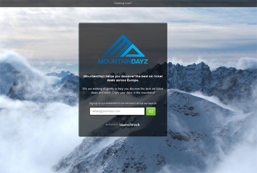 Skipässe online buchen: MountainDayz und Snowbon freuen sich auf den Winter