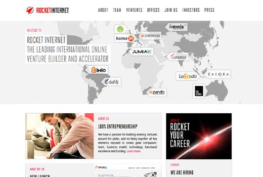 Eine neue, große Liebe: J.P. Morgan und Rocket Internet – US-Bank unterstützt Zalando, Dafiti, Lamoda, und Lazada