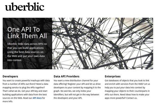 Urbany ist bei uberblic erst der Anfang in Sachen API-Abgleich