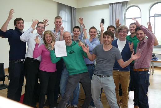 4 Tage, 20 Universitäten: Dachverband studentischer Gründungsinitiativen auf Deutschlandtour